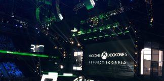 Xbox Scorpio E3
