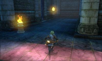 Fire Emblem Echoes 3D Dungeons