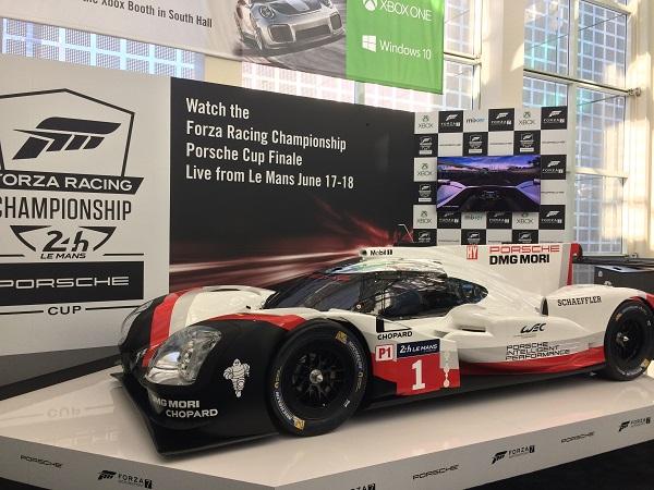 Forza Porsche
