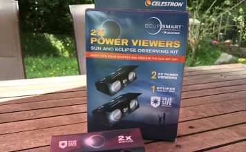 celestron solar eclipse glasses
