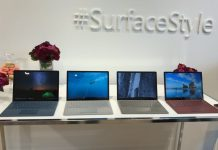 New Surface Laptop