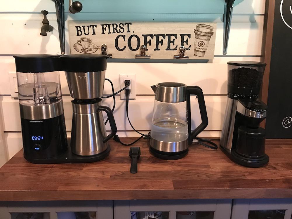 OXO Barista Brain Coffee Maker
