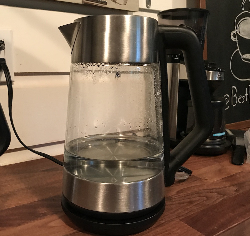 OXO Clarity Electric kettle review