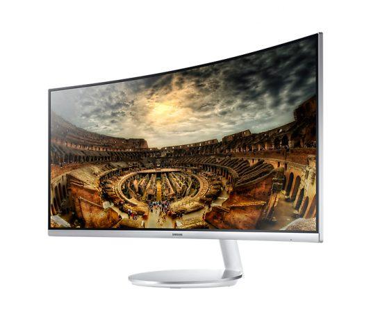 "Samsung 34"" WQHD Curved Gaming Monitor"