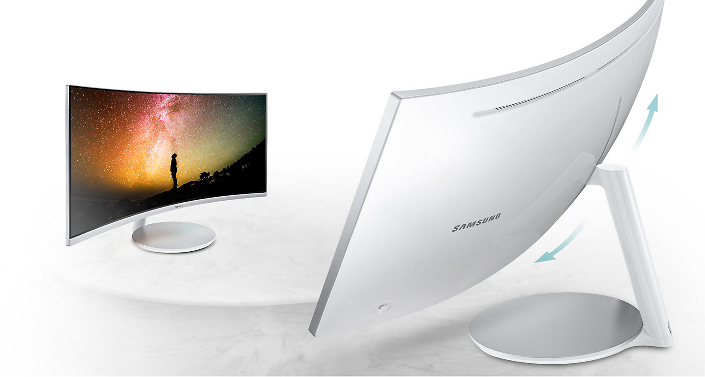 "Samsung 34"" WQHD Curved Gaming Monitor"