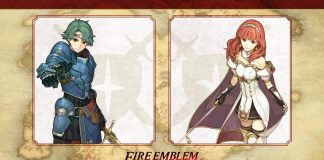 Fire Emblem Echoes wallpaper