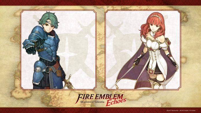 Fire Emblem Echoes wallpaper