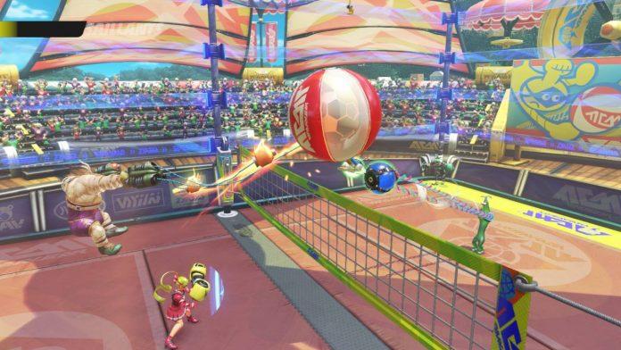 ARMS V-Ball