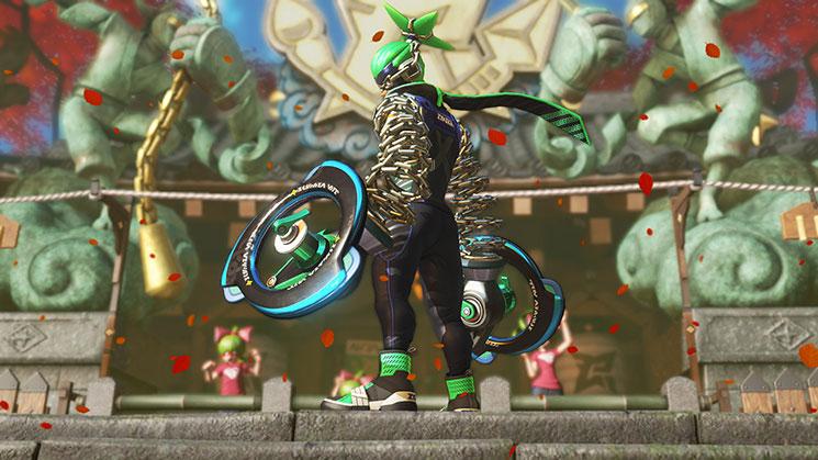 ARMS Ninjara