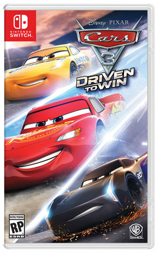Cars 3 Driven to Win Nintendo Switch
