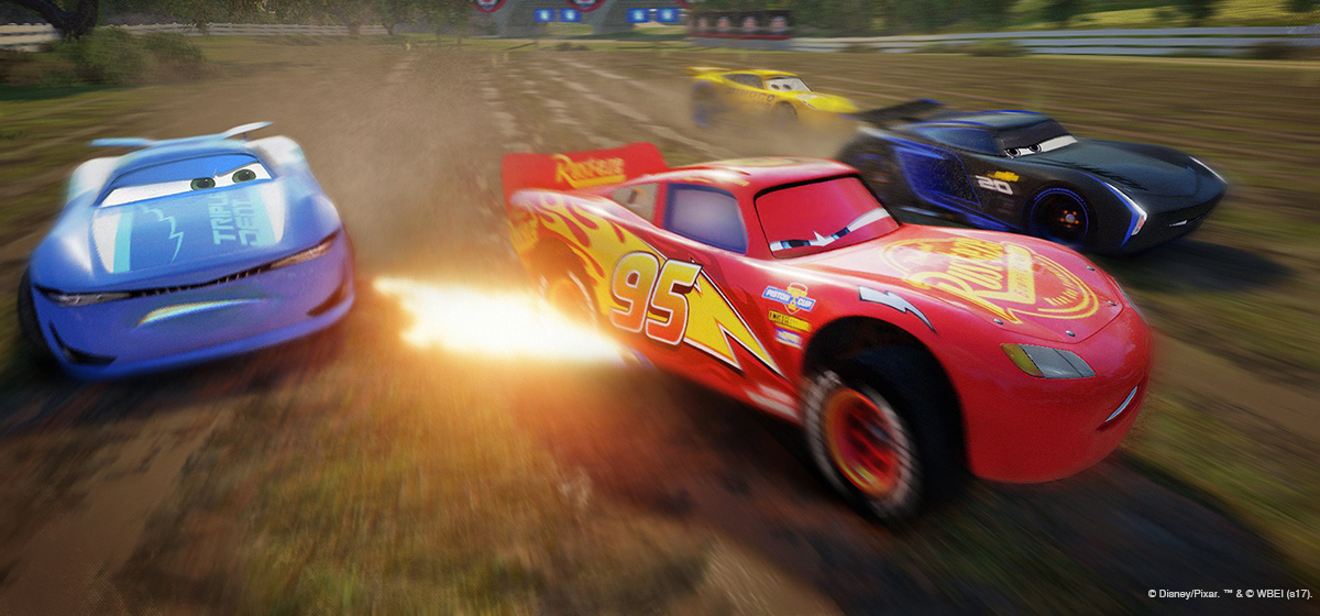 Cars 3 Driven to Win turbo