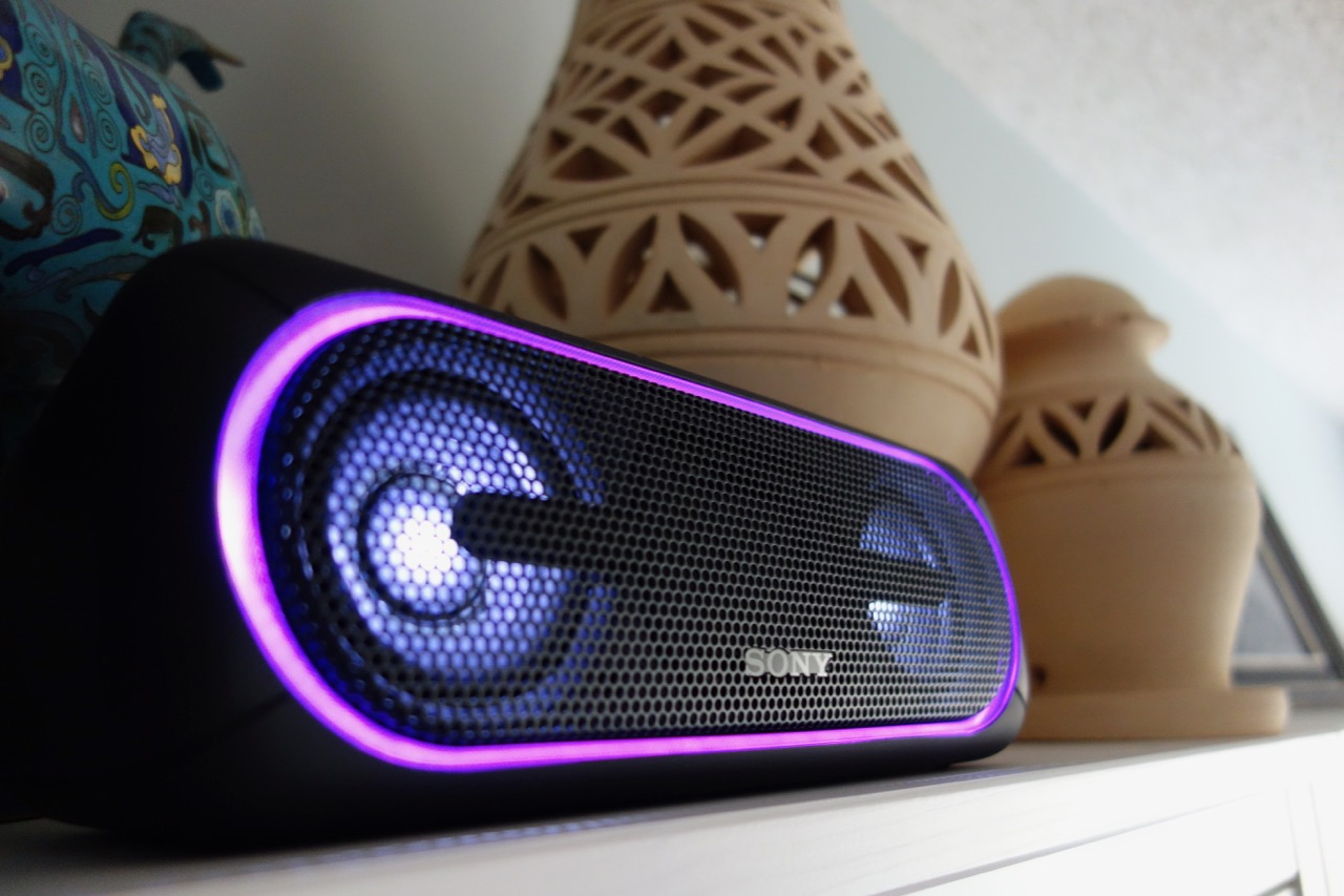 Sony EXTRA BASS Bluetooth Speaker Review