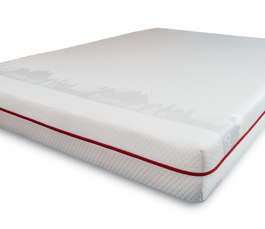 Douglas foam mattress