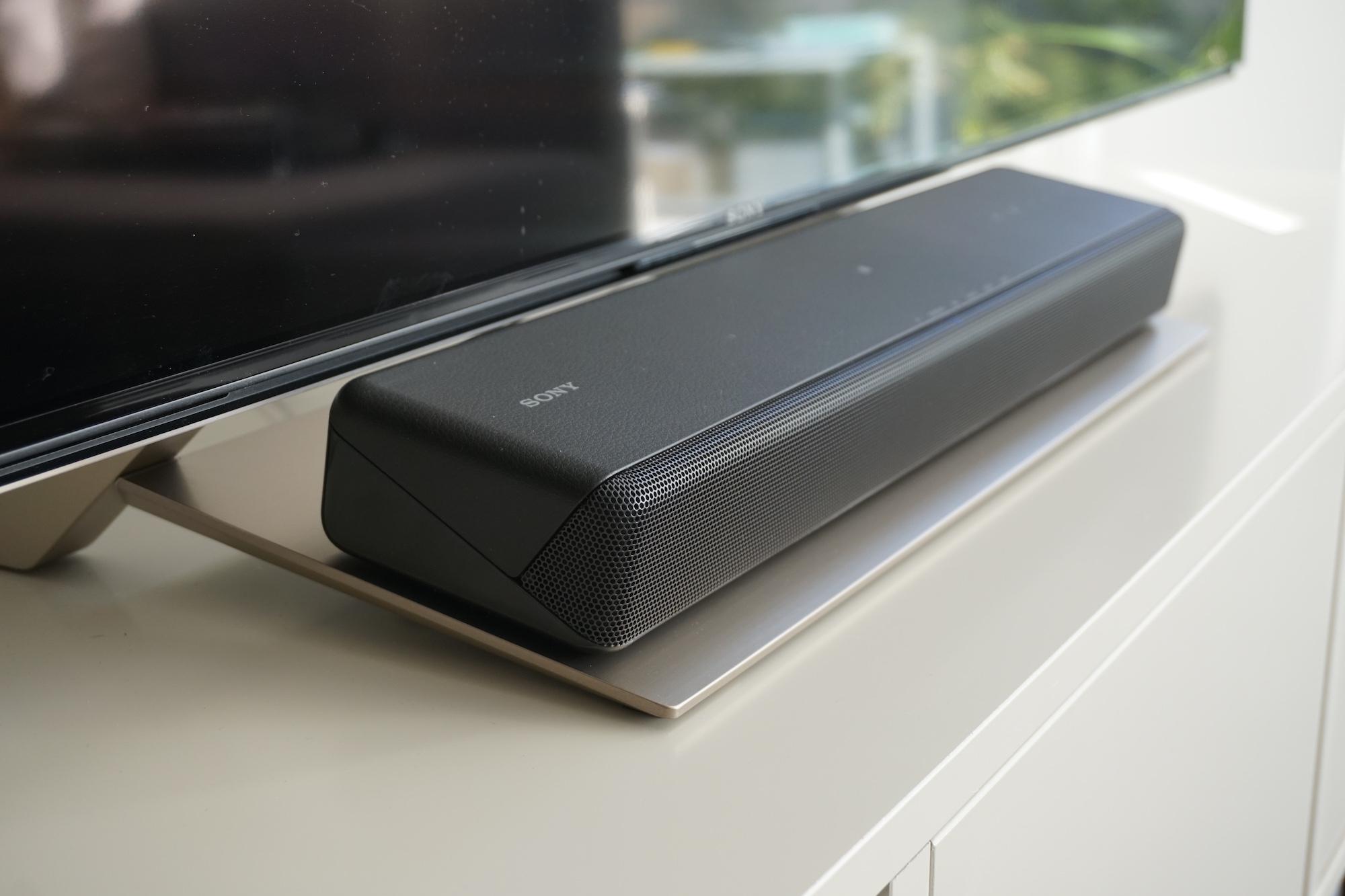 Sony HT-MT300 Compact Soundbar Review