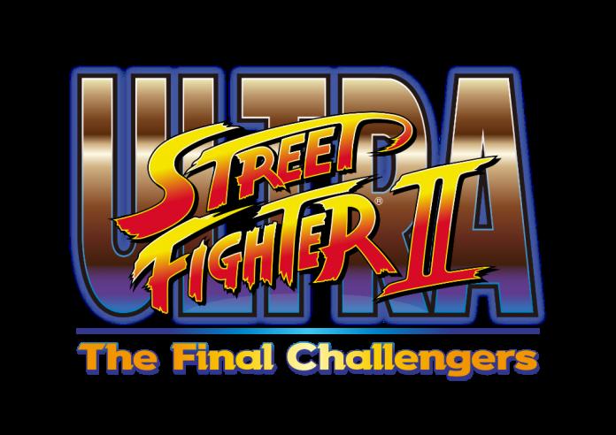 Ultra Street Fighter II Switch logo