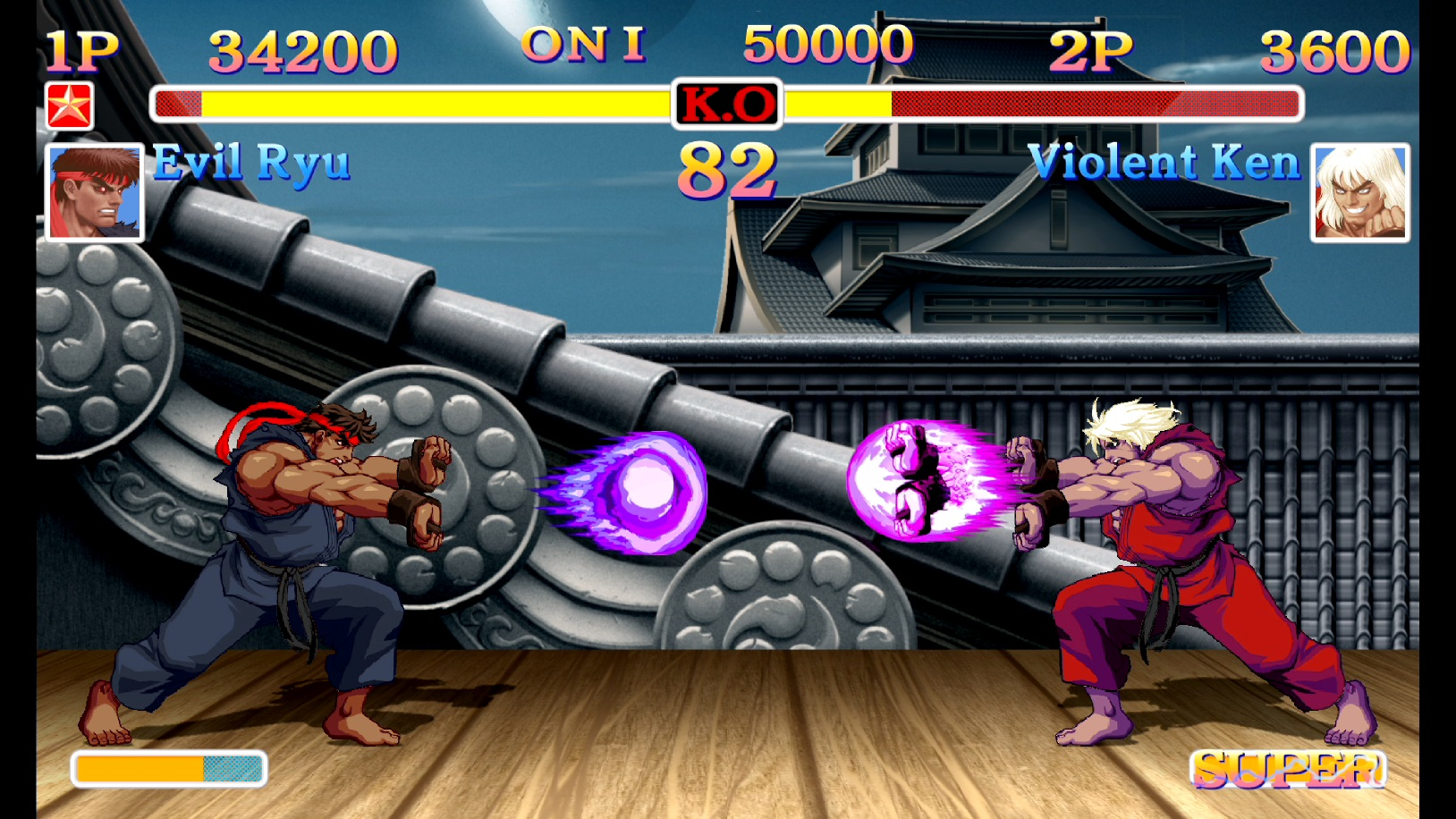 Ultra Street Fighter II Ken Ryu