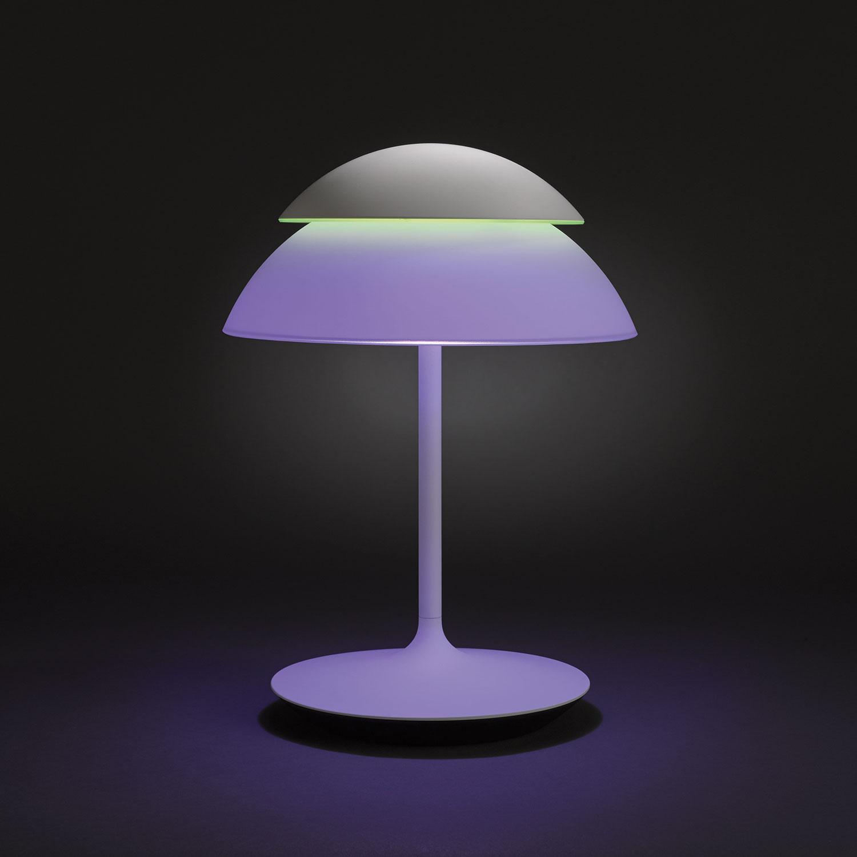 Philips Hue lamp