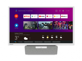 """Philips 24"""" 720p LED Android Smart TV"""