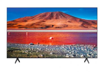 "Samsung 43"" 4K UHD HDR LED Tizen Smart TV"