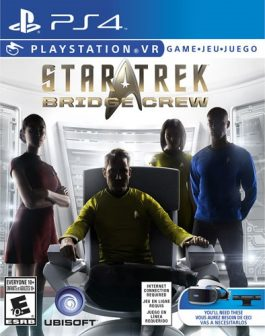 Star Trek Bridge Crew box art