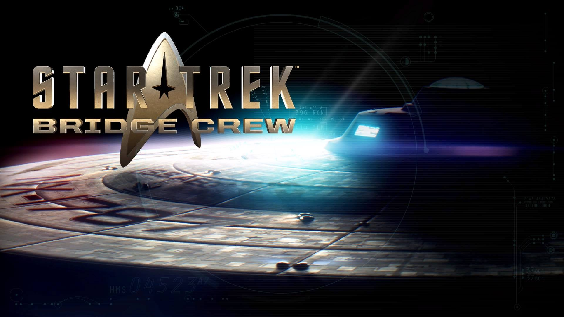 Star Trek Bridge Crew logo