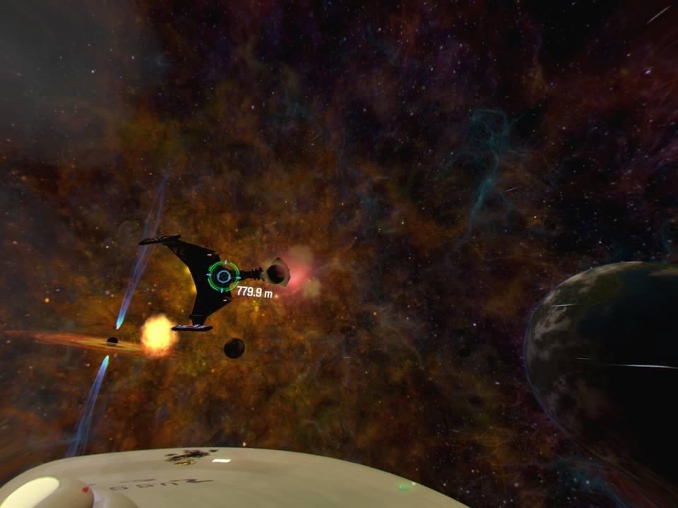 Star Trek Bridge Crew combat