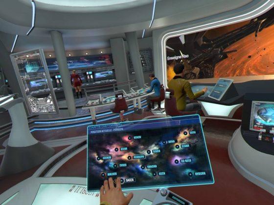 Star Trek Bridge Crew USS Aegis