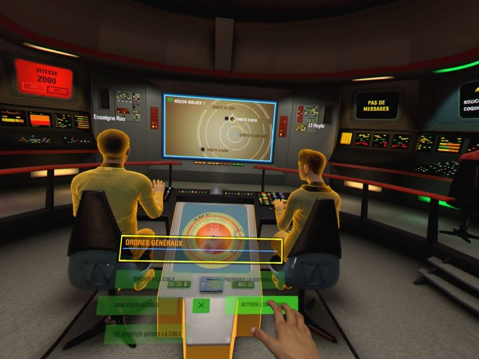 Star Trek Bridge Crew Tactical