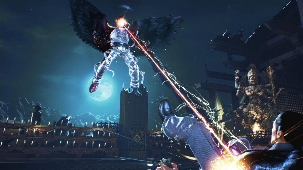 Tekken 7 3D Combat