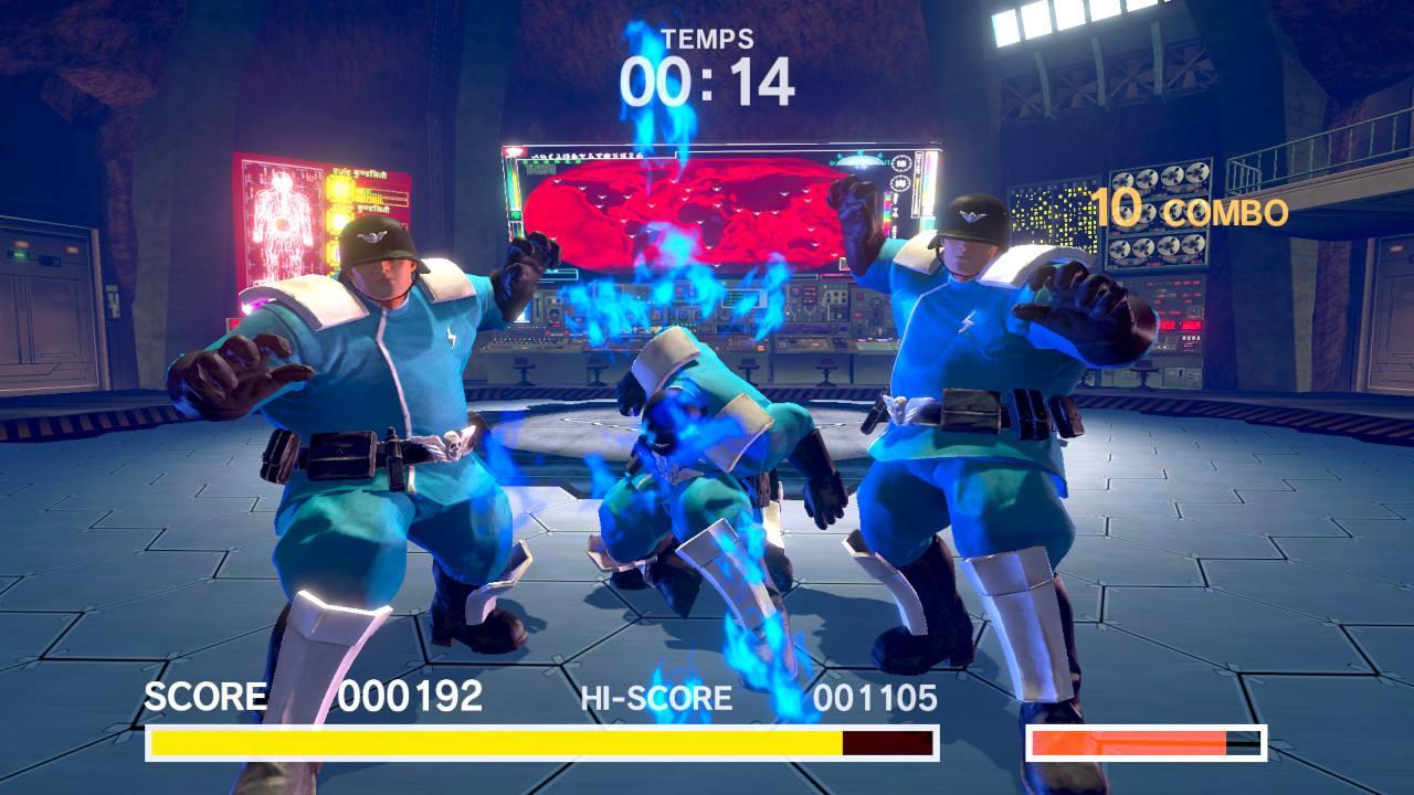 Ultra Street Fighter II Way of the Hado