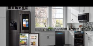 Samsung Family Hub Connected Kitchen