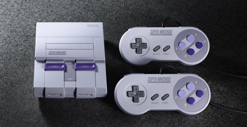 Kết quả hình ảnh cho Samsung SNES Classic vs NES Classic