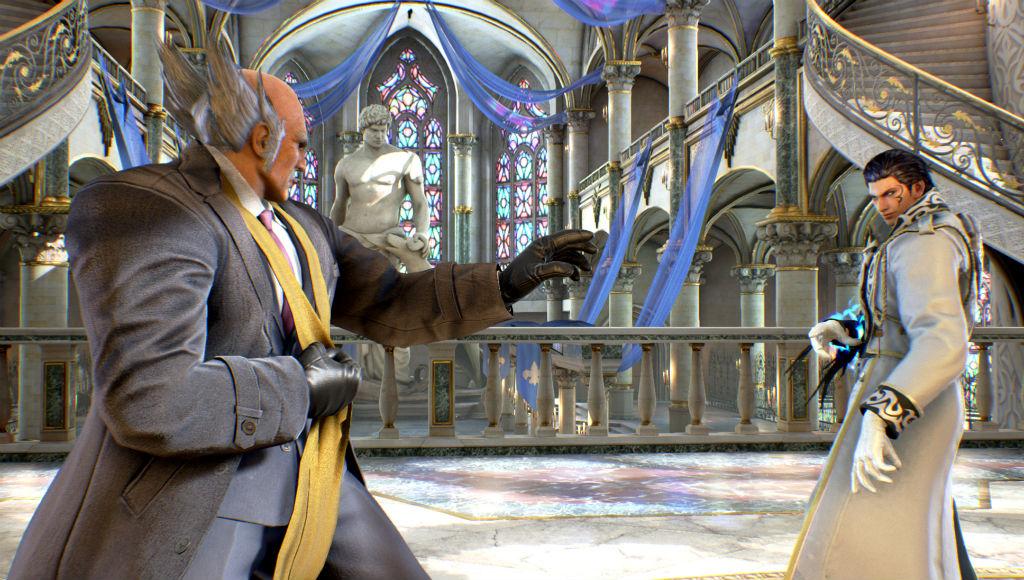 Tekken 7 Claudio