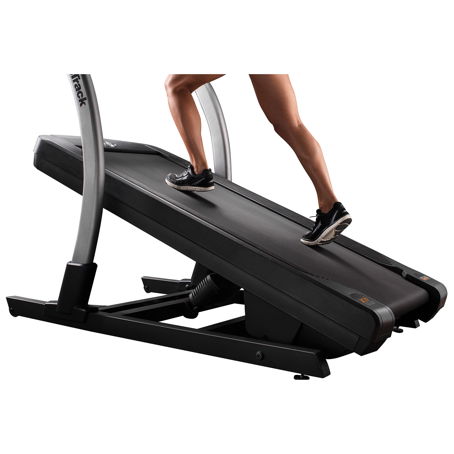incline on a treadmill