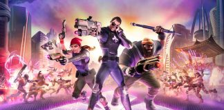 Agents of Mayhem banner