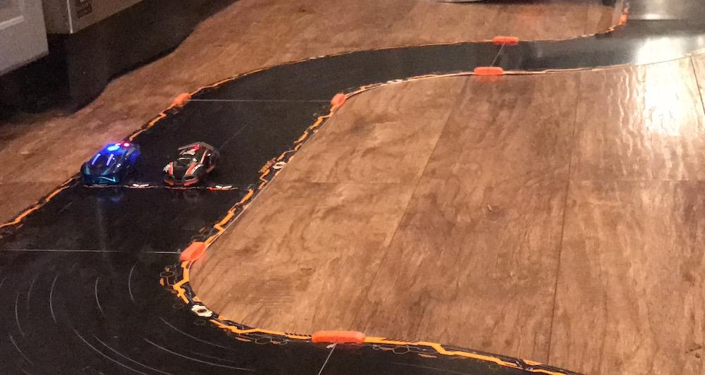 Anki overdrive custom track