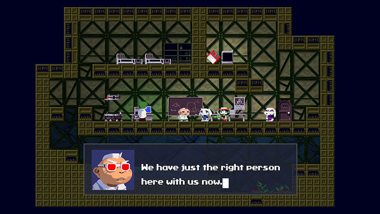 Cave Story+ story