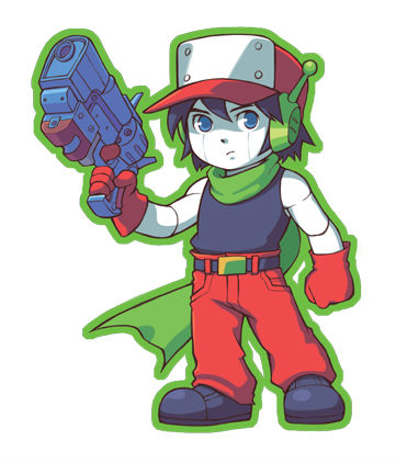 Cave Story+ Quote