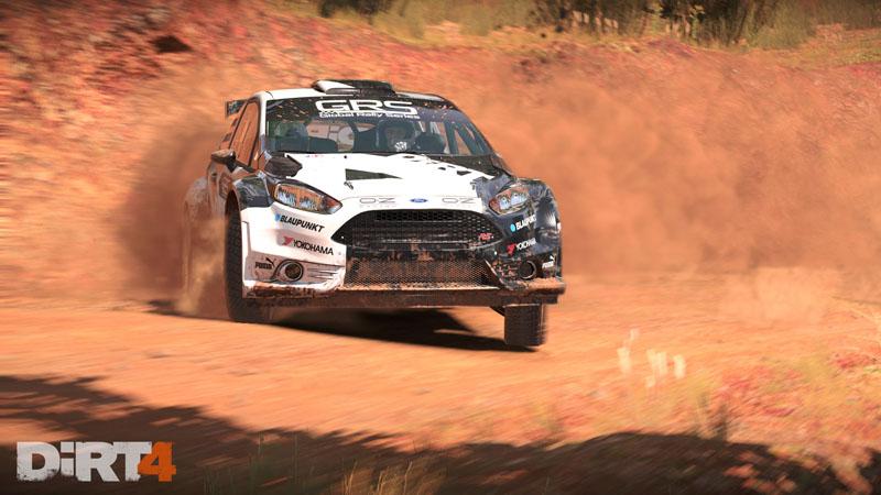 Dirt 4 graphics