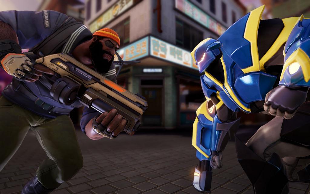 Agents of Mayhem Hardtack