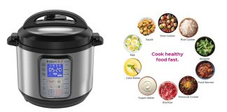 Instant Pot 9-in-1 Duo Plus