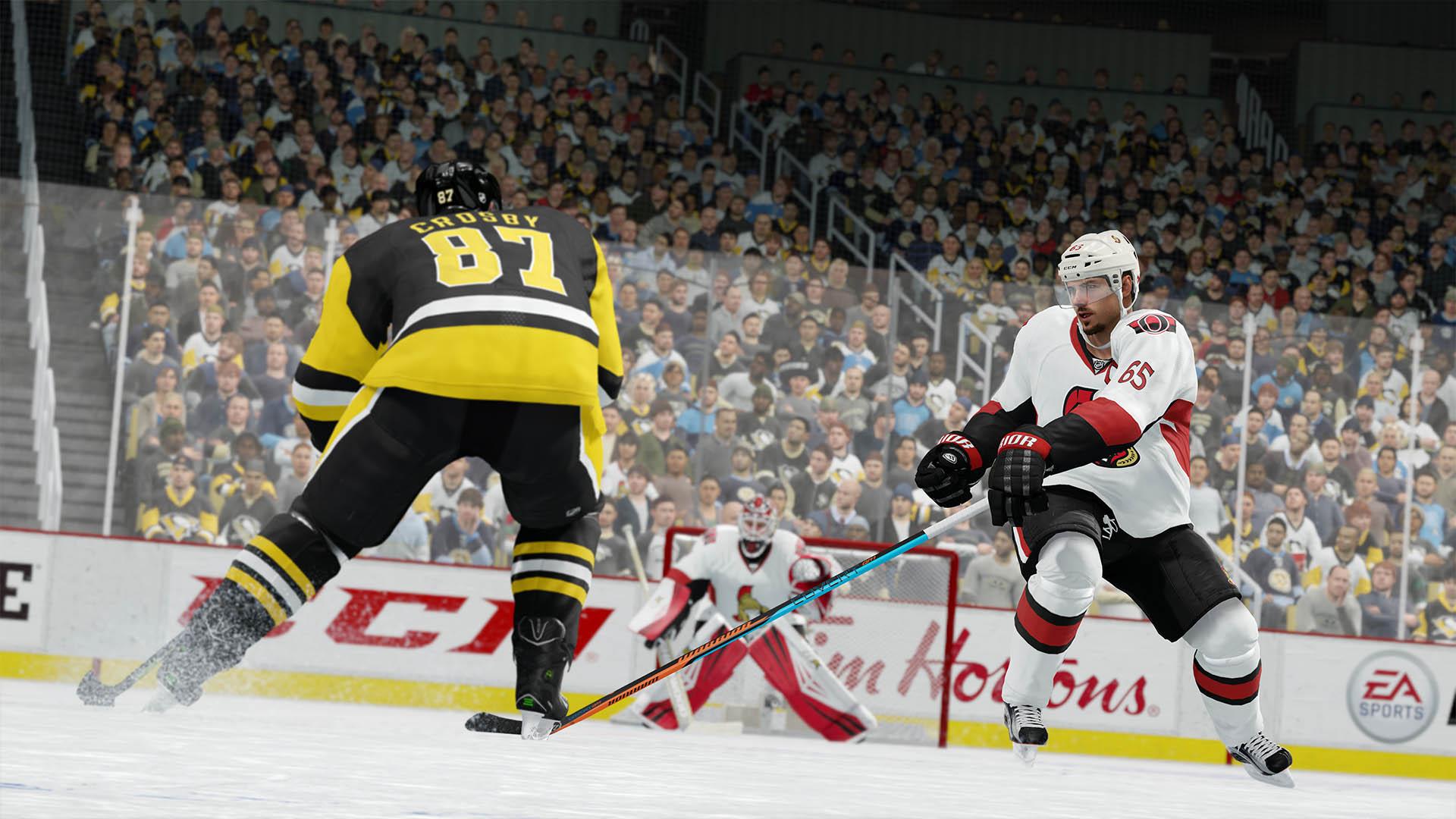 NHL 18 new dekes