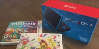 New Nintendo 2DS XL box