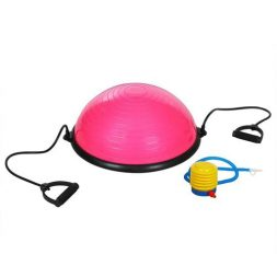 Pink Self Balance Training Stability Ball