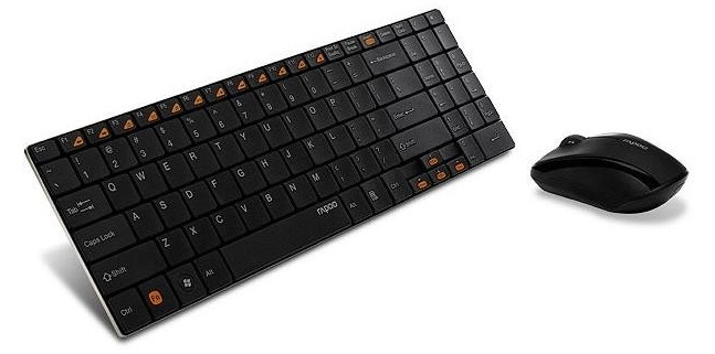 Rapoo 9060 Wireless Mouse and Keyboard