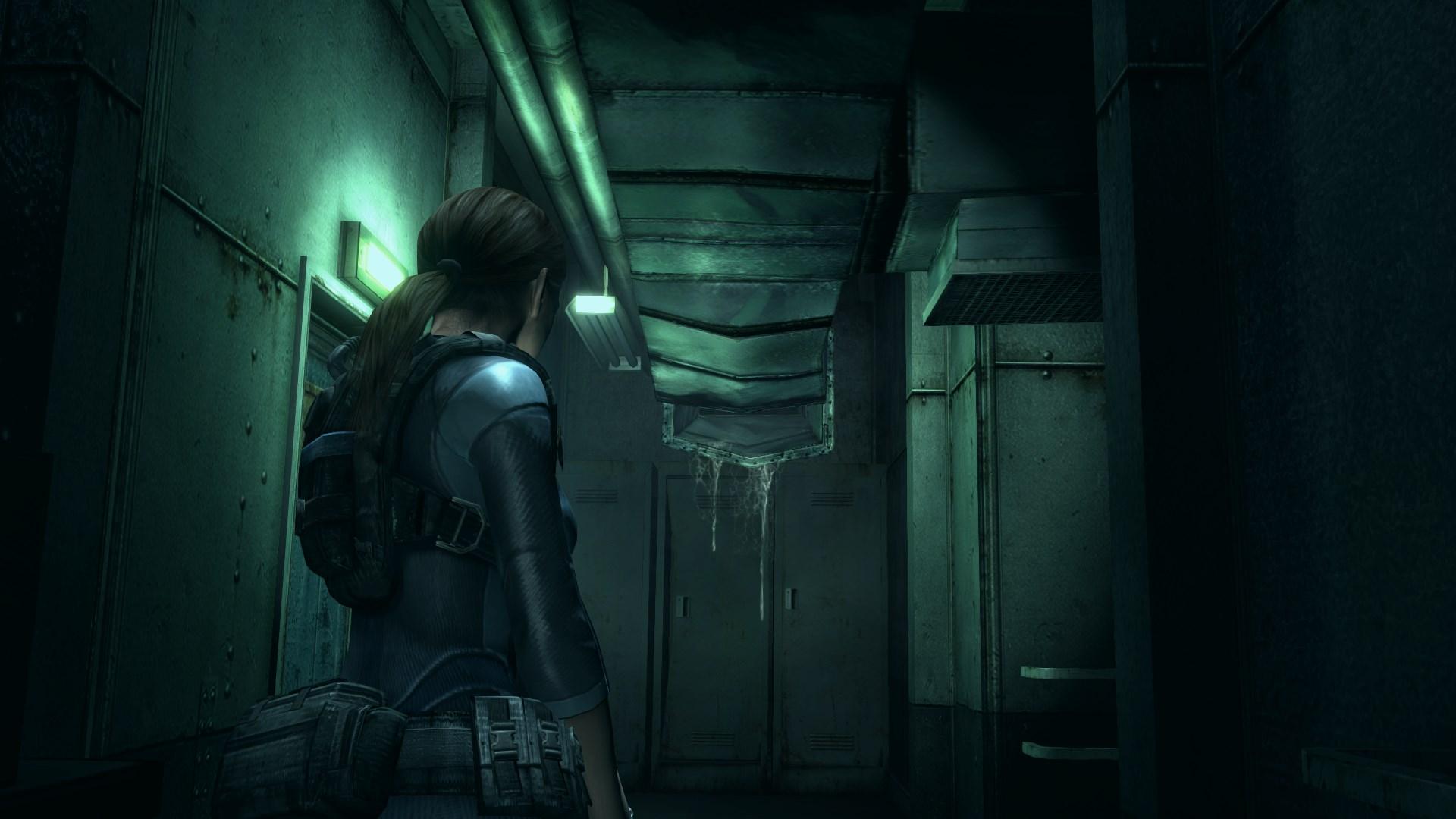 Resident Evil Revelations action