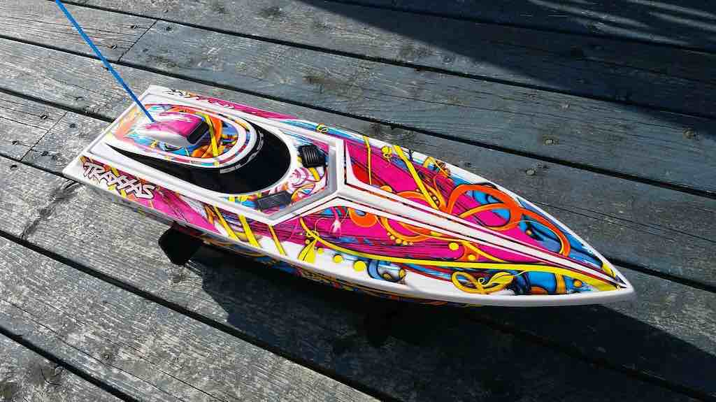 Traxxas Blast RC Racing Boat Review | Best Buy Blog
