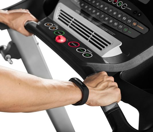 main treadmill features