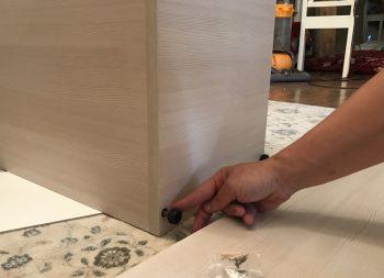 building a student desk