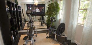 fitness equipment main